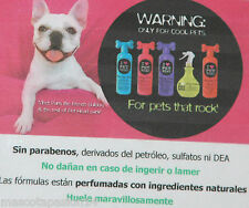 CHAMPU PARA PERRO PET HEAD ALTA GAMA CON EXCLUSIVAS FRAGANCIAS