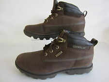 Caterpillar GRADY WP Lace-up Brown Boot BP719110 UK 7 x 12  (R22C)