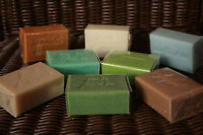Hand Made 100g Essential Oils and Shea Butter Soap Bars