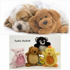 Plush Squeaky Pet Toy Chew Sound Squeaker Dog Cat Puppy Play Fetch Training Toys