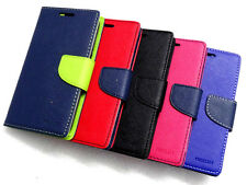 MERCURY WALLET STYLE FLIP DIARY CASE COVER FOR SONY XPERIA ZR M36H