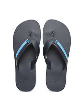 Adidas Brand Mens Briz Navy Blue Casual V-Shape Slipper / Flip Flops