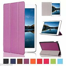 ProElite Smart Trifold Flip Case cover for Apple iPad Mini 4 (Purple)