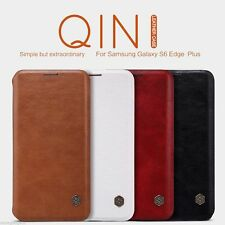 NILLKIN Qin Series Leather Case Flip Cover for Samsung Galaxy S6 edge+ Plus 5.7""