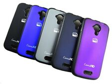IMPORTED LOGO SERIES SOFT+HARD BACK CASE COVER FOR MICROMAX CANVAS HD A116