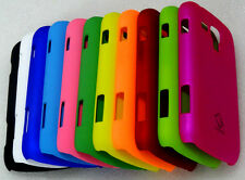 SAMSUNG GALAXY S DUOS 2 S7582 RUBBERISED MULTI COLOR CAPDASE HARD BACK CASES