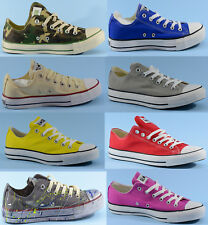 CONVERSE ALL STAR - SCARPA - UOMO - DONNA - SNEAKERS - CHUCK TAYLOR BASSE