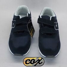 Cox by Trento 9471 4 scarpe sneaker sportive shoes navy grey yellow