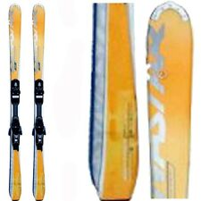 Ski occasion Dynastar Contact RL jaune + fixations