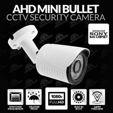 AHD 1080P CCTV Security Bullet Camera (Night Vision 20m) 2.4MP High Definition