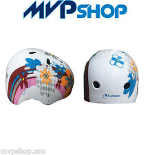 CASCO STREET FLOWER PER PATTINI, SKATEBOARD, MONOPATTINI, BMX  BY GARLANDO
