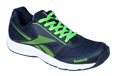 Reebok Mens Original Ultimate Speed Black Navy Green Yellow Casual Sports Shoes