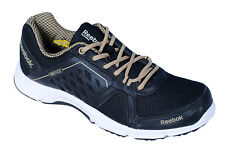 Reebok Mens Original Edge Quick Black Casual Sports Shoes
