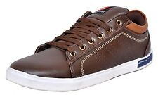 Casual Shoes For Men By West Code 7070-Brown