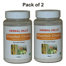Herbal Hills Sitopaladi Churna - 100 Gms Powder (St178)