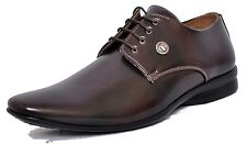Formal Shoes For Men By West Code D-73-Brown
