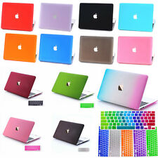 Laptop Accessories For Macbook Pro 13/15 Air 11/12 Hard Skin Case Keyboard Cover