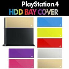 New Sony PS4 Video Game Playstation 4 HDD Hard Bay Cover 7 Colors