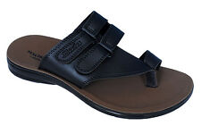 Bata Brand Mens Black Casual Slipper/Sandal 6671