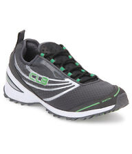 COLUMBUS BRAND MENS GREY,GREEN CASUAL LACE SPORTS SHOES CARGO