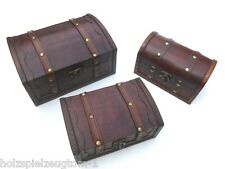 Treasure Chest Wooden Box Wood Box Wood Coffer Chest Treasure Chest