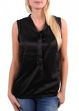 "Vero Moda Damen Bluse "" NAVY BOW"" black"