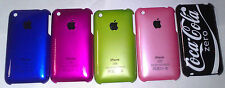 Premium Quality Back Cover Cases For iPhone 3G 3GS (Different Colors)
