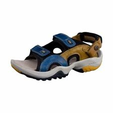 WOODLAND ORIGINAL MENS BLUE YELLOW 1033111 CASUAL  SANDAL