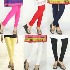 Combo Pack of 6 Leggings for Women Premium Quality 100% Cotton Trendy Colors