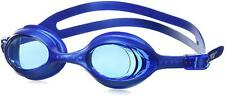Maru Essentials Aero Anti Fog Adjustable Silicone Strap Sports Swimming Goggles