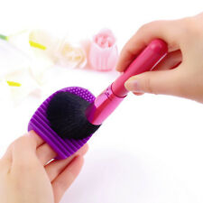 Silicone Makeup Brush Cleaner Golve Scrubber Cosmetic Foundation Cleaning Tool