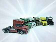 Scania 124 400 top line scale ho 1:87 Amazing cars from Brazil ES