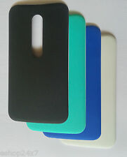 Replacement Battery Door Panel Housing Back Cover Case Shell for Motorola G3