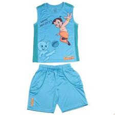 Chhota Bheem Boys T-shirt & short - Blue