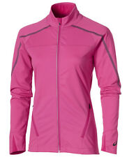 Asics Lite Show Winter Jacket Woman Damen Running Laufjacke pink