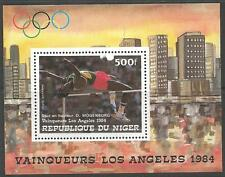 NIGER SGMS1005 1984 OLYMPIC GAMES MNH
