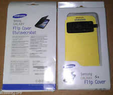 Original Samsung Galaxy S4 i-9500 Flip Cover (Heavy Discount on MRP OF 1599/-)