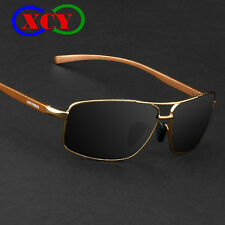 2016 Polarized Mens Sunglasses Outdoor Sports Aviator Eyewear Driving Glasses