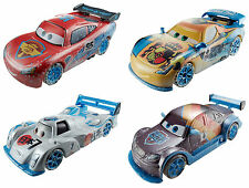 Disney Cars Ice Racers Coches Rayo McQueen Miguel Camino Shu Todoroki M.Schnell
