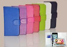 Luxury Magnetic Flip Stand Book Wallet PU Leather Case Cover For Apple iPhone