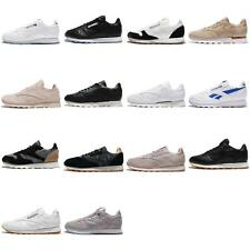 Reebok CL LTHR Leather Vintage Mens Retro Classic Shoes Sneakers Trainers Pick 1