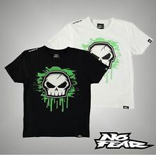 Junior Boys Branded No Fear Short Sleeves Core Graphic T Shirt Top Size Age 7-13