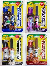 Crayola Series1 Pip Squeaks in Disguise Colour Marker in Various Character