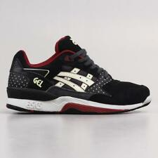 asics tiger mens gt quick glow in the dark pack trainers black