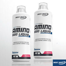 (15,95€/Ltr) Best Body Nutrition Amino Liquid 5000 2 Fl. a´ 1000ml  Aminoliquid