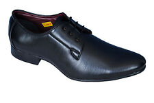 BATA BRAND MENS BLACK LACE UP FORMAL SHOES 6501