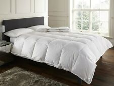 Best Price LUXURIOUS 13.5 TOG DUCK/GOOSE FEATHER & DOWN DUVET QUILT,COTTON COVER