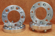 4 Distanziali Wheel Spacers 30 o 38 o 50mm 5x165.1 5x6.5 RANGE ROVER I serie