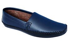 Kello Style Brand Mens Blue,Black Casual Loafer Shoes F-1