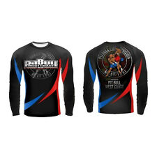 Pitbull Sports Rashguard 'Muay Thai 15' Long Sleeve